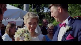 """Agnieszka i Grzegorz   Wedding Day   """"Oycowa Zagroda"""" Gowino"""