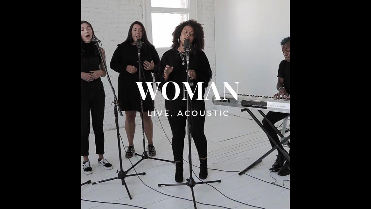 Woman – Bri Ray (Live Acoustic Version)