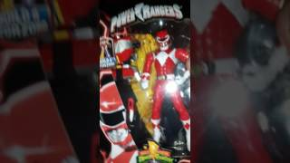 Power ranger figuuri