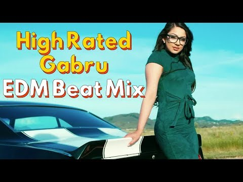 High Rated Gabru Remix | Guru Randhawa | DJ Dhan Music