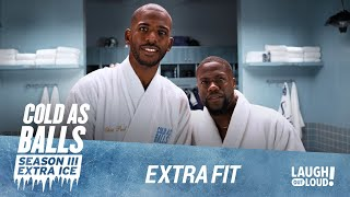 Chris Paul and Kevin Hart Talk Green in the Green Room | Extra Ice | Laugh Out Loud Network