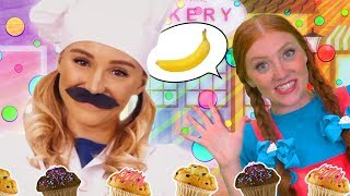 The Muffin Man | Do You Know the Muffin Man? | Nursery Rhymes and Kids Songs | The Wiggle Pops!