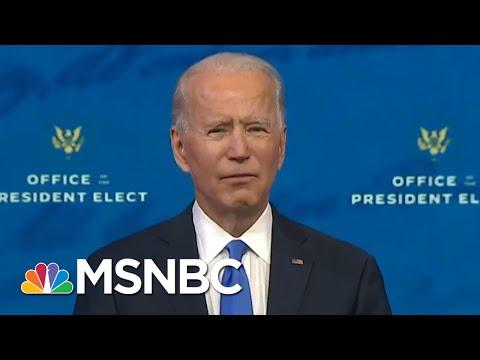 Biden's Win Confirmed, Vaccinations Begin, AG Barr To Step Down | Morning Joe | MSNBC