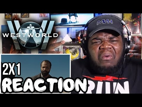 Westworld Season 2 Premiere : REACTION!!