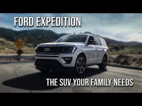 2019 Ford Expedition - The Perfect SUV for Your Family?