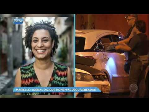 Testemunha acusa vereador e ex-policial por morte Marielle Franco