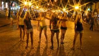 МЕЧТЫ - А на море белый песок. Украина, Одесса, лето 2013 г. (Жанна Фриске cover).