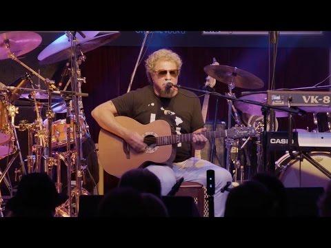 """Sammy Hagar - """"No Worries"""" Music Video (Live in Hawaii)"""