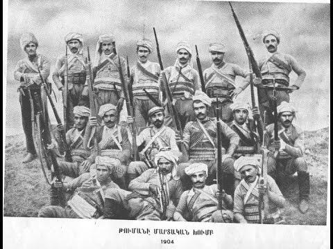Armenian patriotic songs in Greek language by Vasilis Papakonstantinou