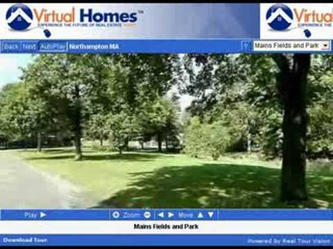 Northampton Massachusetts (MA) Real Estate Tour