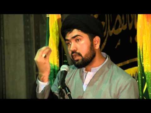 9th Muharram 1435/2013 Syed Ahmed Ali Kazmi Sydney Full HD