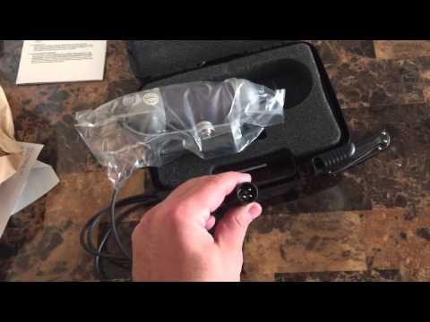 Unboxing AEA R92 Ribbon Mic