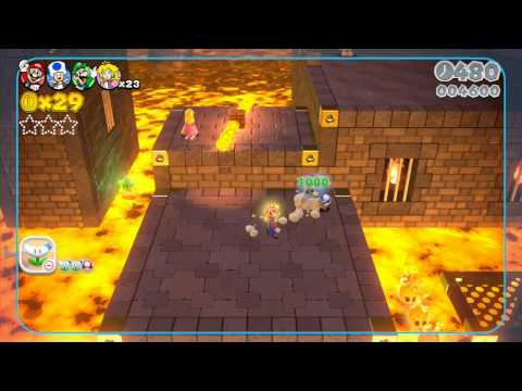Super Mario 3D World - Part 17: How This Game SHOULD Be Played