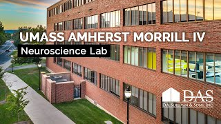 UMass Amherst Morrill IV Neuroscience Lab - Built By DAS