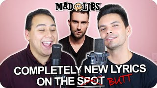 """Gambar cover Maroon 5 - """"Memories"""" MadLibs Cover (LIVE ONE-TAKE)"""