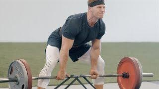 Time To Grow Legs - Speed Leg Day