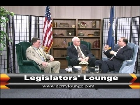 Legislators Lounge with Congressman Frank Guinta