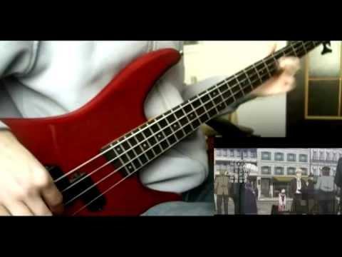 Ikoku Meiro no Croisee opening *Bass Cover*