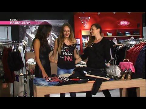 Anabela i Luna - Kraljevi stila - (TV Pink 2014)