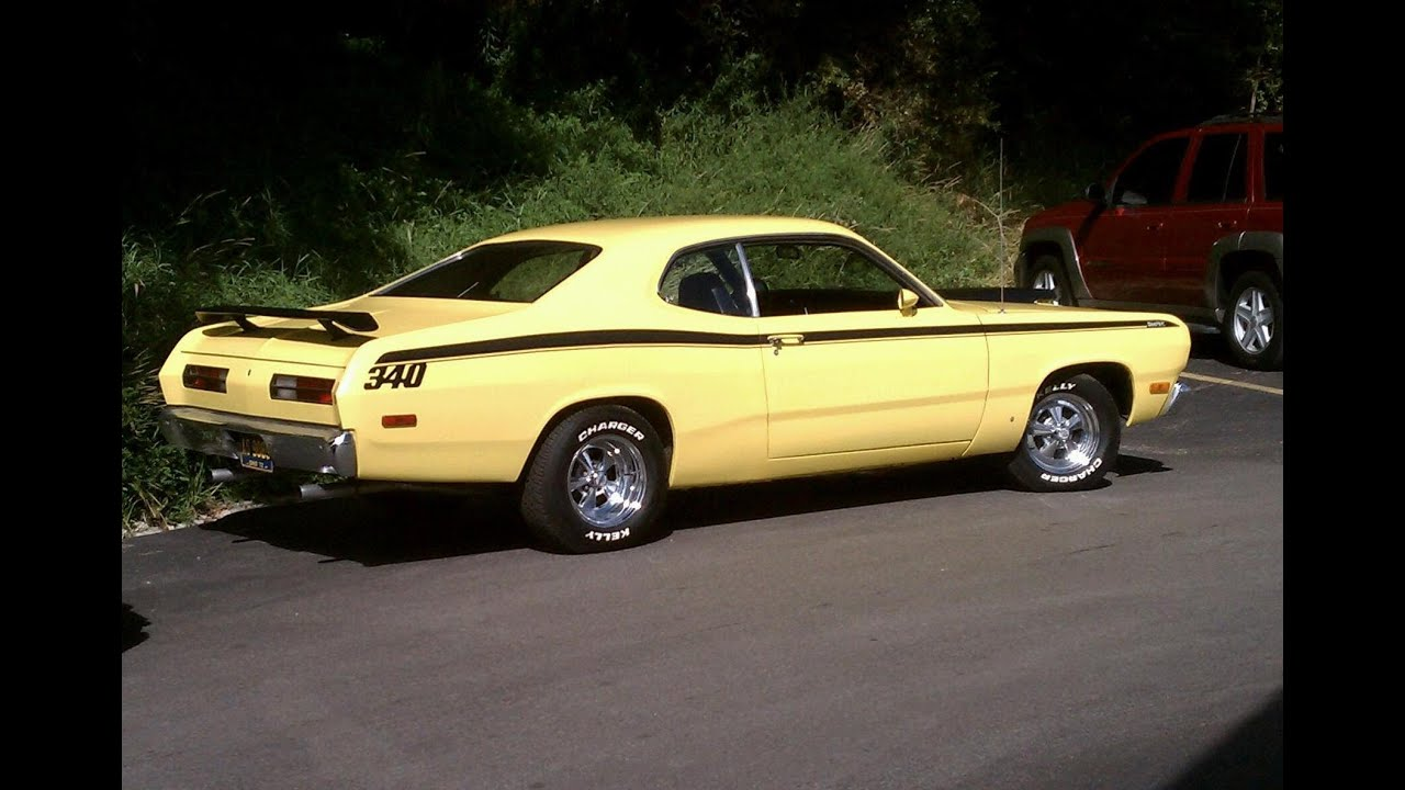 1972 plymouth duster 340 walk around youtube1972 plymouth duster 340 walk around