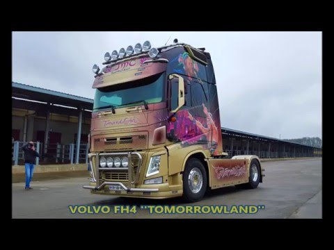 volvo fh4 tomorrowland youtube. Black Bedroom Furniture Sets. Home Design Ideas