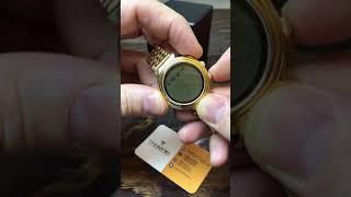 Время намаза. Настройка часов Alfajr WF14 женские