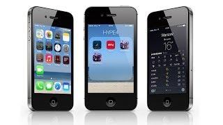 iOS 7 на iPhone 4 (скорость, лаги)