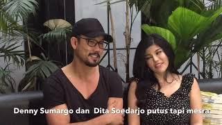 Download Video Denny Sumargo dan  Dita Soedarjo putus tapi mesra MP3 3GP MP4