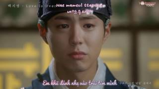 mv baek ji young love is over moonlight drawn by clouds ost part 9