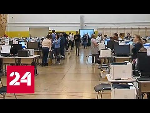Пять тысяч звонков в сутки: в Москве работает колл-центр по коронавирусу - Россия 24