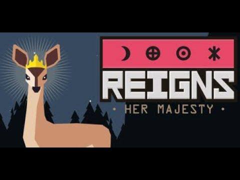 Reigns: Her Majesty - We Didn't Die! - Episode 1  
