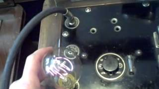Fischer Diathermy  Narrating and Exploring a 1920's Tesla Coil
