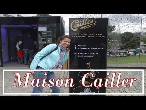 Maison Cailler (la ruta del Chocolate)