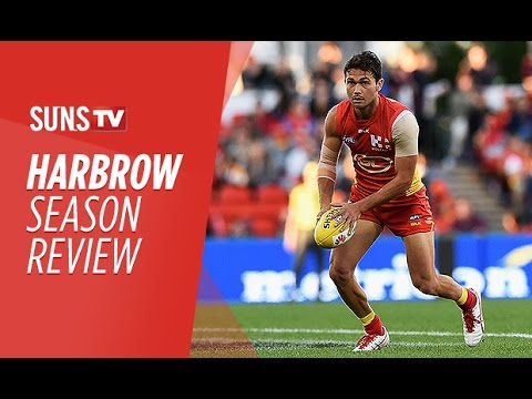 2016 Season Review: Jarrod Harbrow