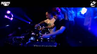 Hedex & Red-I AKA Cino Live at Invaderz NYE 31.12.14