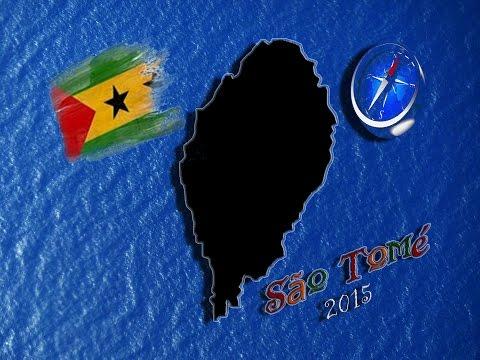 Ilha de São Tomé - São Tomé e Príncipe (2015)