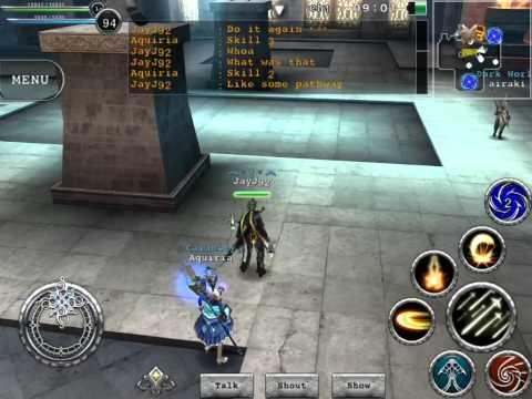 [RPG AVABEL ONLINE] Angelus Class(w/Aquiria)