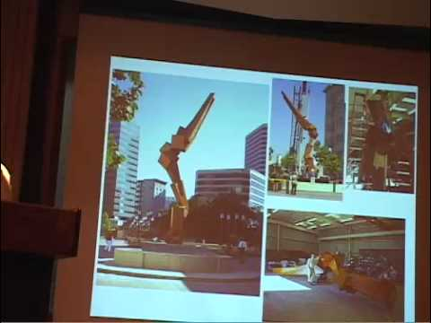 Present! - Bruce Beasley at the Palo Alto Art Center