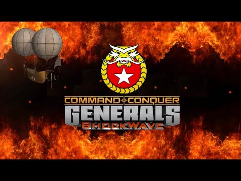 Command & Conquer: Generals ShockWave | Inferno of China