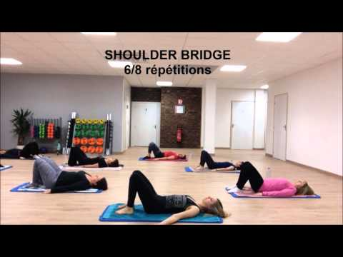 Pilates Débutant : les 3 premiers mouvements