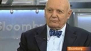Ace Greenberg Discusses Bear's Collapse, Fed's Bernanke: Video