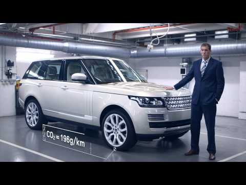 The All-New Range Rover Aluminium Monocoque