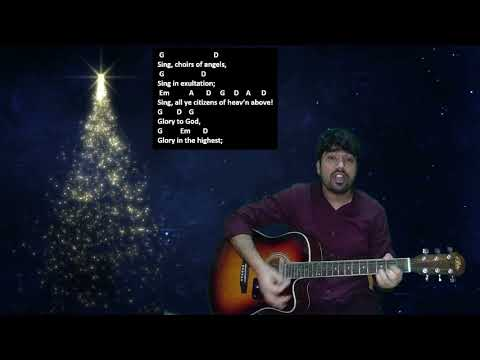 O Come Let Us Adore Him chords by hymn - Worship Chords