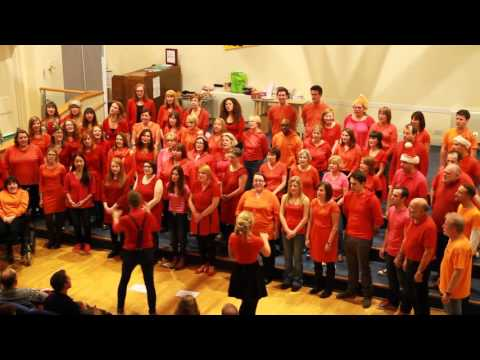 Riff Raff Choir (Bishopston group) - A...