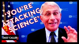 Fauci: 'Attacks On Me ... Are Attacks On Science'
