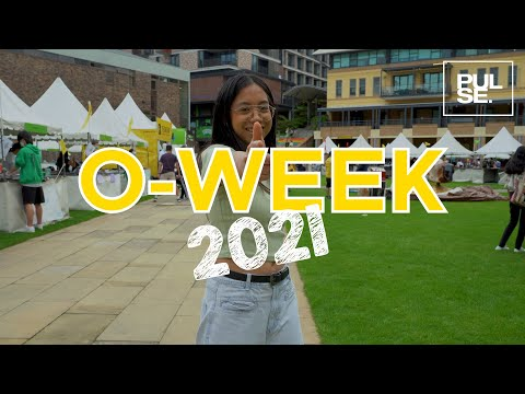 O-Week 2021 at UNSW  (Pulse Episode 1, 2021)