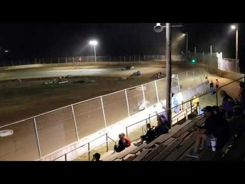Twin Cities Raceway Park September 21st 2019 Feature Justin Lewis