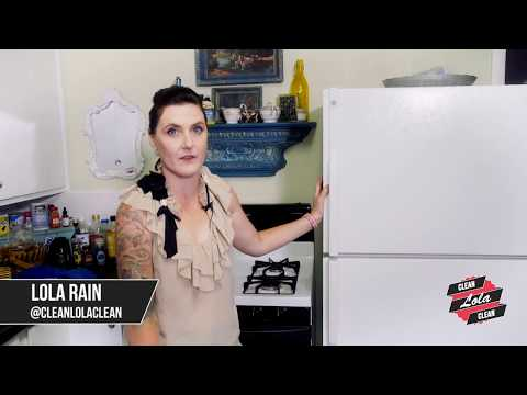 Episode 1: Lola Teaches How To Clean The Freezer