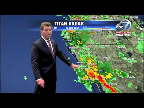 Video: First Alert Weather - 6pm May 22, 2018