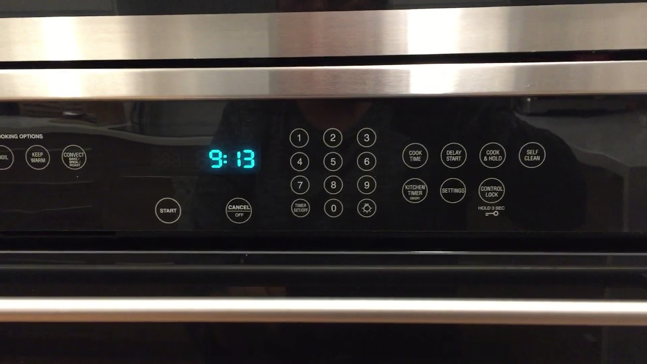 Ikea Nudit Oven Time Reset You